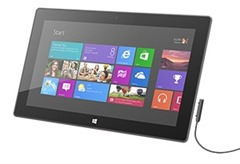 7 Zoll Surface