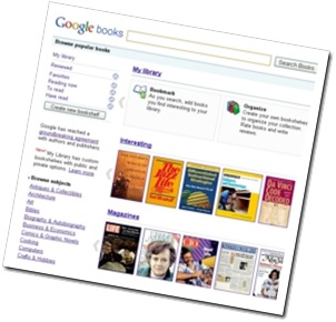 Google Books bekommt wieder Gegenwind (Foto: books.google.com)