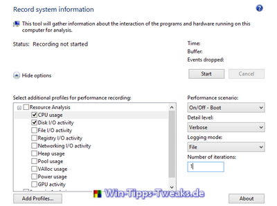 windowsperformancerecorder