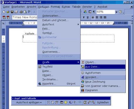 Eigenes Briefpapier In Microsoft Word Verwenden Xp Tipps Workshops
