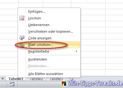 Excel: Bereiche schützen | Excel | Office Tipps